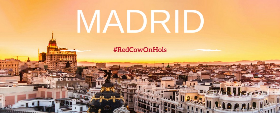 rec cow on hols, madrid travel guide