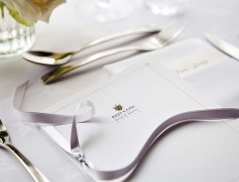 Wedding Menu - Wedding at the Red Cow Moran Hotel