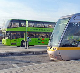 Hotels on Luas Line, Red Cow Luas