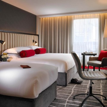 Accommodation for Events at the Red Cow Moran Hotel Dublin