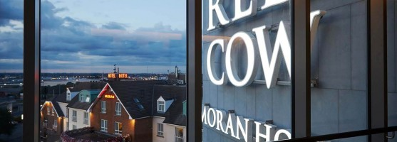 Red Cow Moran Hotel - View