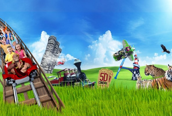 Tayto Park Hotel Packages, Dublin Hotel Deals