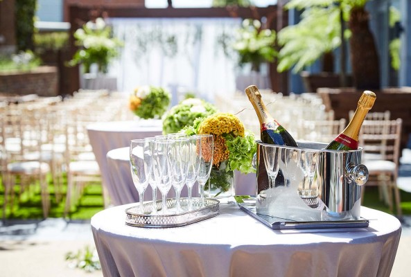 outdoor weddings at Red Cow Moran Hotel Dublin